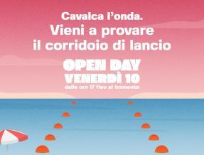 Cavalca l'onda: domani l'inaugurazione del corridoio di lancio nelle acque di Pane e pomodoro