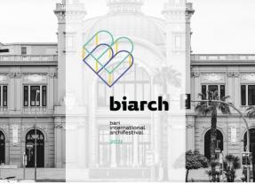 DALL'1 AL 20 SETTEMBRE LA PRIMA EDIZIONE DEL BIARCH, BARI INTERNATIONAL ARCHIFESTIVAL