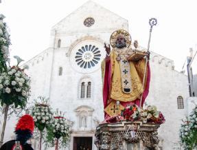 ANNULLAMENTO RIEVOCAZIONE DAL VIVO DELLE VICENDE LEGATE AL SANTO PATRONO DI BARI