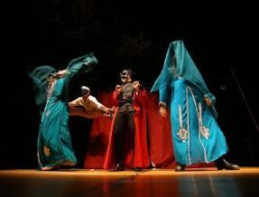 Teatro Kismet, ultimi due appuntamenti in Arena con 'La bambina librata'