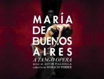 "IN VILLA TACCONI L'EVENTO ""MARIA DE BUENOS AIRES"""