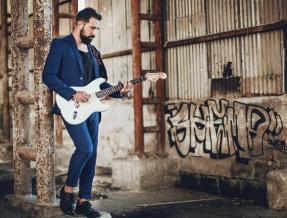 """Matteo Palermo presenta il nuovo singolo """"Love is imperfect"""