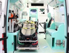 Acquistate 12 nuove ambulanze per il 118 pugliese.