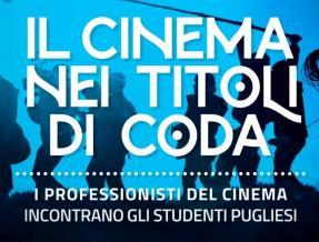 I PROFESSIONISTI DEL CINEMA INCONTRANO GLI STUDENTI DI CASTELLANA GROTTE